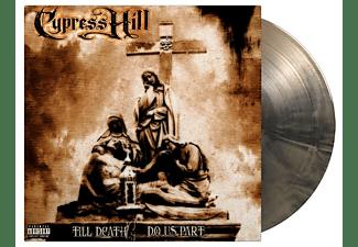 Cypress Hill - Till Death Do Us Part (Ltd.Gold/Schwarzes Vinyl)  - (Vinyl)