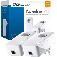 DEVOLO 9376 dLAN 1200+ Starter Kit