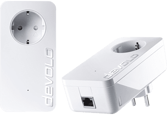 DEVOLO 9376 dLAN 1200+ Starter Kit Powerline Adapter 1200 Mbit/s kabelgebunden