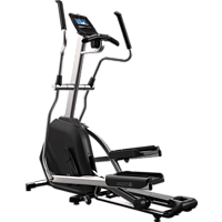 HORIZON FITNESS ANDES 7I VIEWFIT Ellipsentrainer, Schwarz