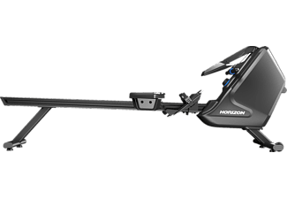 HORIZON FITNESS OXFORD 6 VIEWFIT Rudermaschine, Schwarz