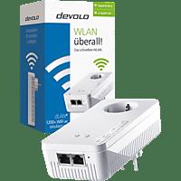 Powerline Adapter DEVOLO 9383 dLAN® 1200+ WiFi ac 1200 Mbit/s Kabellos und Kabelgebunden