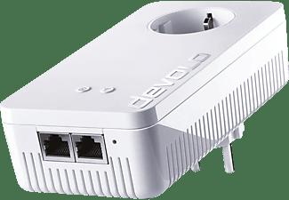 DEVOLO 9383 dLAN® 1200+ WiFi ac Powerline Adapter 1200 Mbit/s Kabellos und Kabelgebunden