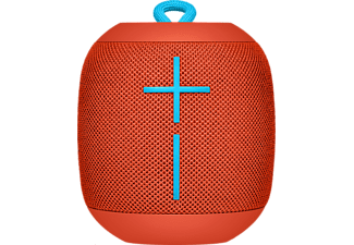 ULTIMATE EARS WONDERBOOM - Altoparlante Bluetooth (Rosso)