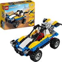 LEGO Strandbuggy Bausatz, Mehrfarbig