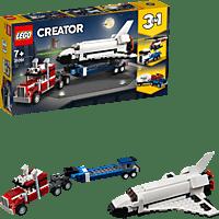 LEGO Transporter für Space Shuttle Bausatz, Mehrfarbig