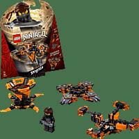 LEGO Spinjitzu Cole Bausatz, Mehrfarbig