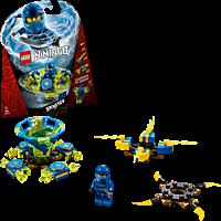 LEGO Spinjitzu Jay Bausatz, Mehrfarbig