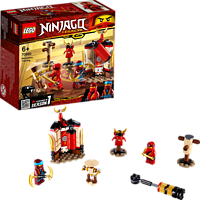 LEGO Ninja Tempeltraining Bausatz, Mehrfarbig