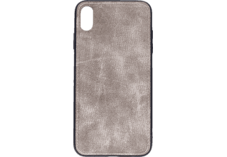 AGM 27603, Backcover, Apple, iPhone XS Max, Grau