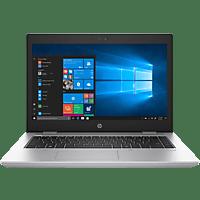 HP ProBook 640 G4, Notebook mit 14 Zoll Display, Core™ i5 Prozessor, 8 GB RAM, 256 GB SSD, Intel® UHD-Grafik 620, Silber