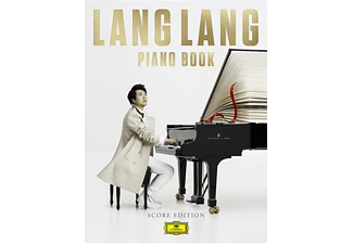 Lang Lang - Piano Book (Score Edition) (Ltd.Edt.)  - (CD)