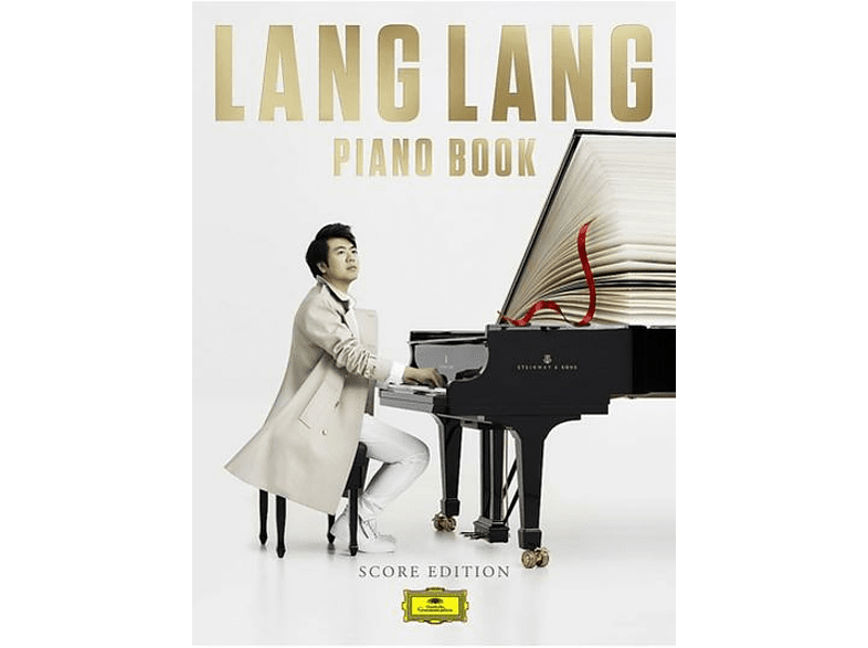 Lang Lang - Piano Book (Score Edition) (Ltd.Edt.) [CD]