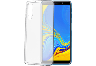 CELLY TPU Case für Samsung Galaxy A7 2018, transparent (GELSKIN795)