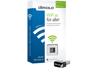 WLAN-USB-Adapter DEVOLO 9706 WiFi Stick ac