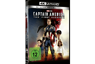 Captain America: The First Avenger [4K Ultra HD Blu-ray + Blu-ray]