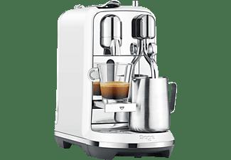 SAGE SNE800SST2EGE1 Nespresso The Creatista Plus Kapselmaschine Weiß