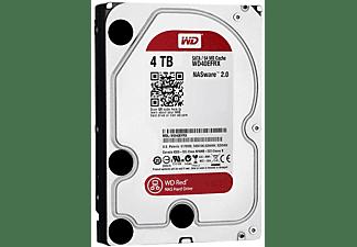 "REACONDICIONADO Disco duro 4 TB - Western Digital WD Red NAS Hard Drive, 3.5"", SATA 3, 6Gb/s, 5400 rpm, 64 MB"