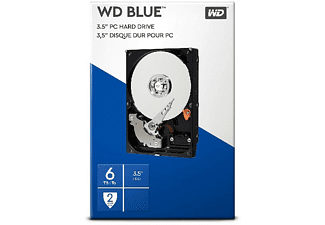 Disco duro - WD Desktop Everyday, 6 TB, WD Blue, 3.5 pulgadas
