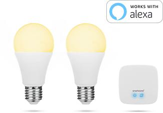 SMARTWARES HW1600-2L Intelligentes Leuchtmittel Set