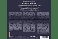 Rias Kammerchor Justin Doyle - Chorwerke [CD]