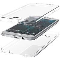 AGM 27759, Full Cover, Samsung, Galaxy S7, Transparent