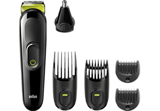 BRAUN Multi Grooming 3021 6-in-1