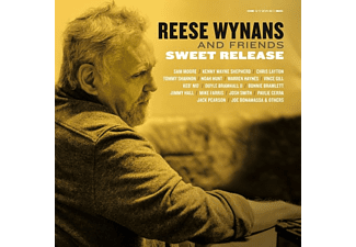 Reese Wynans - Reese Wynans And Friends: Sweet Release  - (CD)