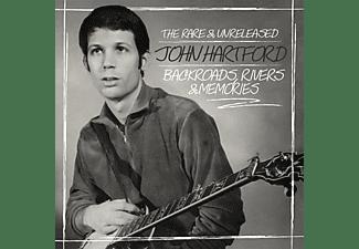 John Hartford - Backroads,Rivers & Memo  - (CD)