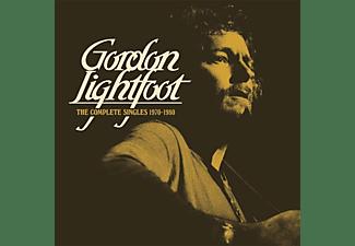 Gordon Lightfoot - Complete Singles  - (CD)