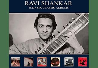 Ravi Shankar - 6 Classic Albums  - (CD)