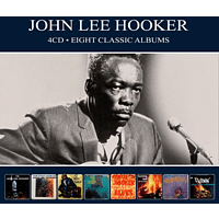 John Lee Hooker - 8 Classic Albums - [CD]