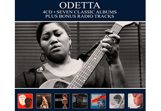 Odetta - 7 Classic Albums  - (CD)