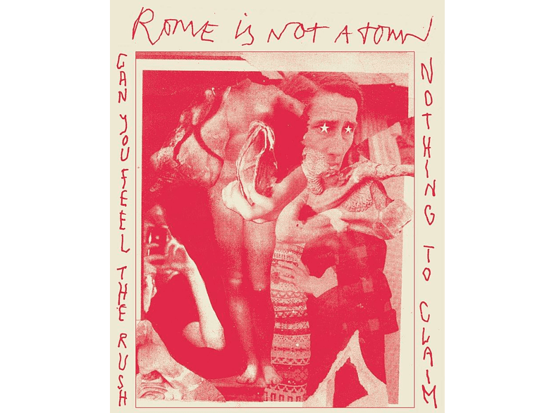 Rome Is Not A Town - Can You Feel The Rush [Vinyl]