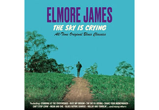 Elmore James - The Sky Is Crying-All Time Original Blues Classi  - (CD)