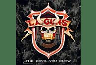 L.A. Guns - The Devil You Know [CD]