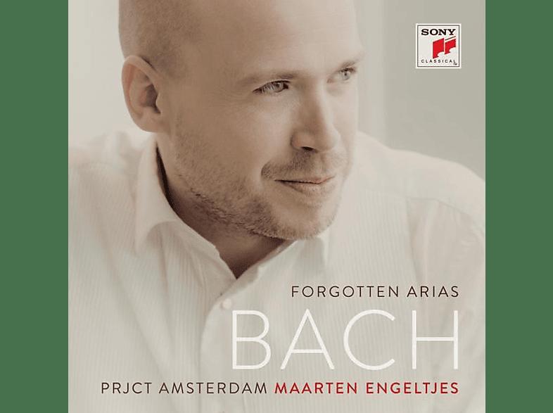 Maarten Engeltjes - Forgotten Arias [CD]