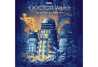 Dr. Who - The Daleks' Master Plan (Lim.180gr.Col.7LP-Set)  - (Vinyl)