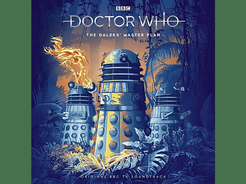 Dr. Who - The Daleks' Master Plan (Lim.180gr.Col.7LP-Set) [Vinyl]