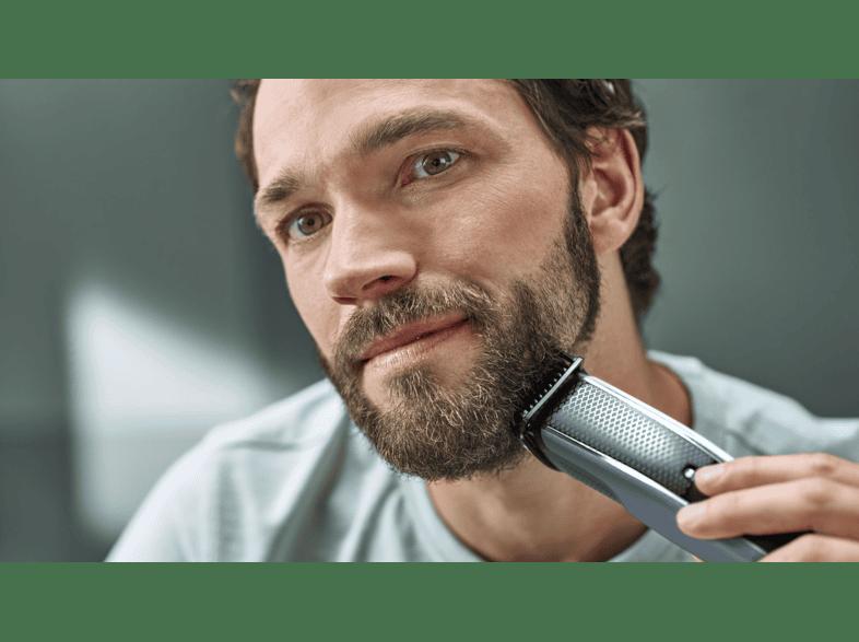 skäggtrimmer för längre skägg