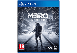 PS4 - Metro Exodus: Day One Edition /D