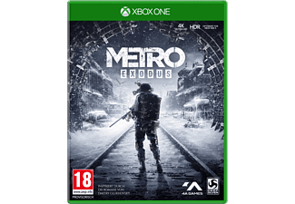 Xbox One - Metro Exodus: Day One Edition /D