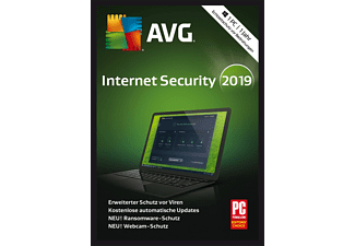 AVG Internet Security 2019 - 1 PC - [PC]