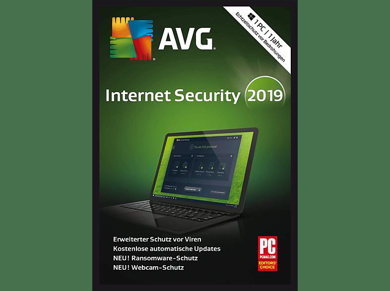 AVG Internet Security 2019 - 1 PC