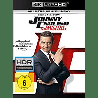 Johnny English - Man lebt nur dreimal [4K Ultra HD Blu-ray]