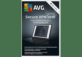 AVG Secure VPN 2019 - [PC]