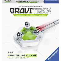 RAVENSBURGER GraviTrax Vulkan Bausatz, Mehrfarbig