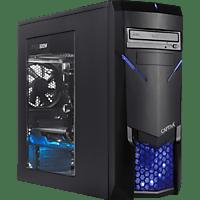 CAPTIVA I47-940, Gaming PC mit Core™ i5 Prozessor, 8 GB RAM, 120 GB SSD, 1 TB HDD, GeForce® RTX™ 2060, 6 GB