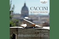 Riccardo Pisani, Ricercare Antico - Caccini:Le Nuove Musiche [CD]