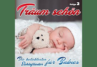 VARIOUS - Träum schön-Schlaflieder für Babies-Folge 2  - (CD)